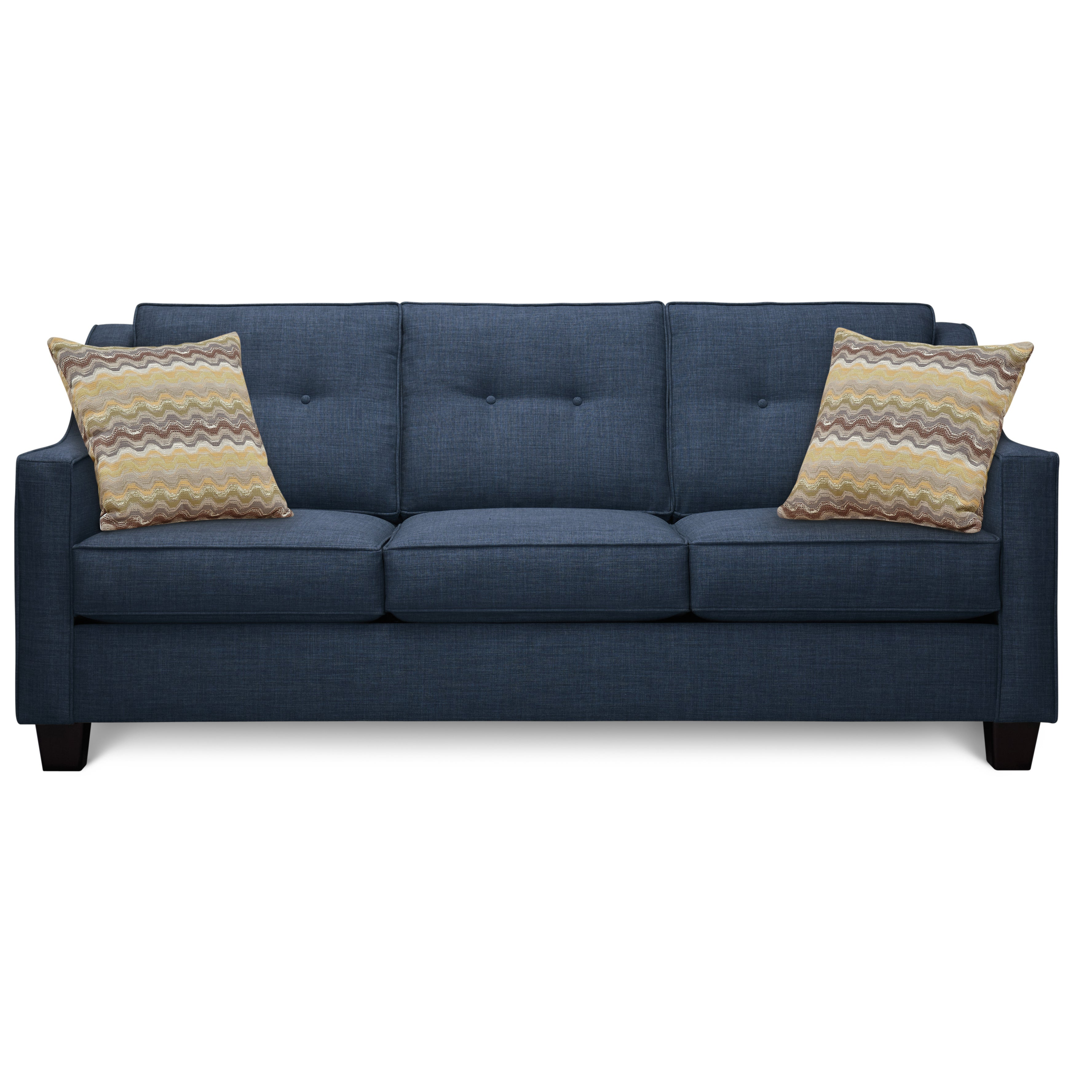 Art Van Fidelity Denim Wow Pottery Sofa