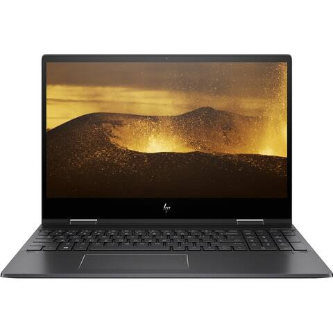 "HP ENVY x360 15m-ds0000 15m-ds0012dx 15.6"" Touchscreen 2 in 1 Notebook - 1920 x 1080 - Ryzen 7 3700U - 8 GB RAM - 256 GB SSD -"