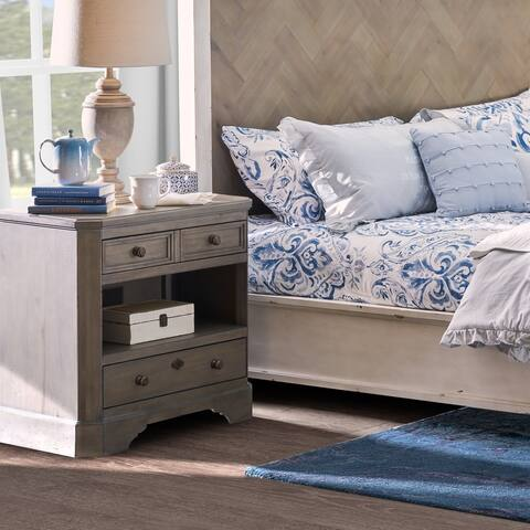 Laurel Grove 2-Drawer Nightstand