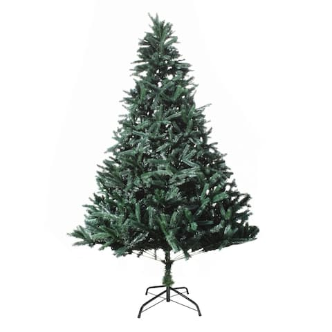ALEKO Traditional Artificial Indoor Christmas Holiday Tree - 9 Foot