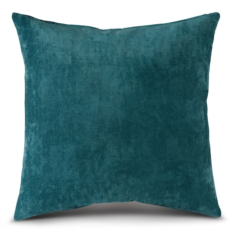 Porch & Den Beth Velvet Throw Pillow Cover