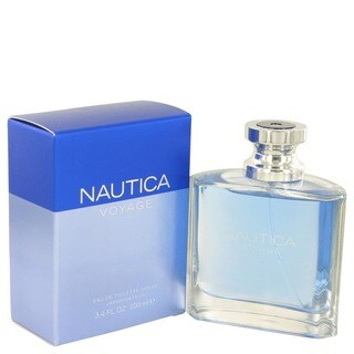 Nautica Voyage Men's 3.4-ounce Eau de Toilette Spray