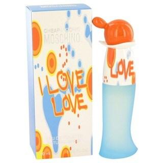 I Love Love Women's 1-ounce Eau de Toilette Spray
