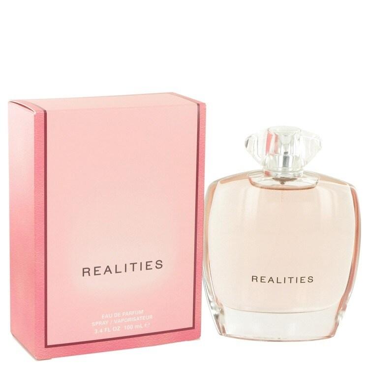 Liz Claiborne Realities Women's 3.4-ounce Eau de Parfum S...