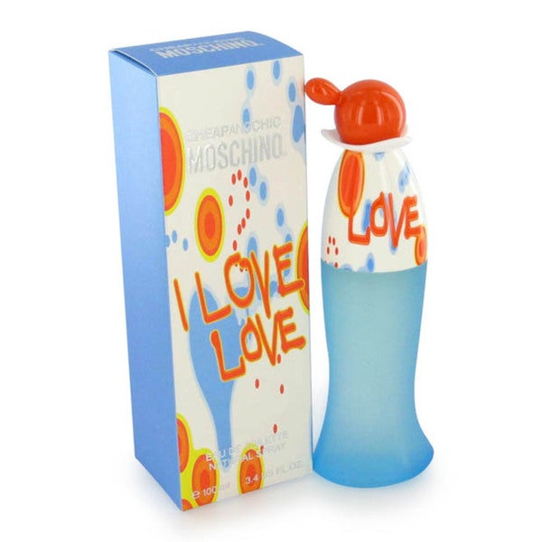 I Love Love Women's 3.4-ounce Eau de Toilette Spray