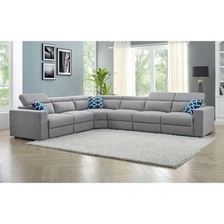 Adjustable Headrest Sectional Sofa