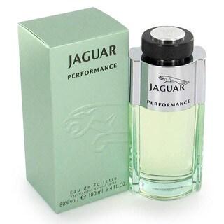 Jaguar Performance Men's 3.4-ounce Eau de Toilette Spray
