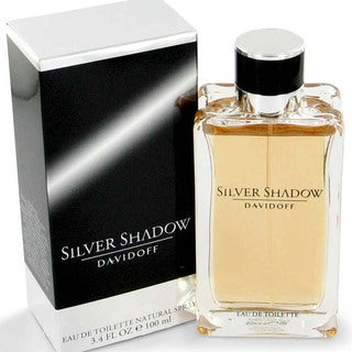 Silver Shadow Men's 3.4-ounce Eau De Toilette Spray