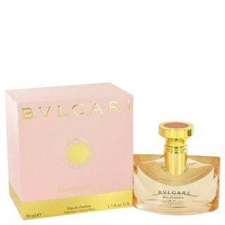 Bulgari Rose Essentielle Women's 1.7-ounce Eau de Parfum Spray