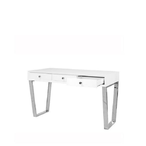 Modern 3 Drawers Desk console