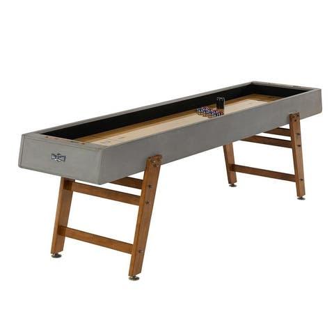 "Hall of Game 108"" Shuffleboard Table"