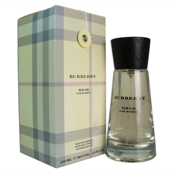 b40cb31dd3 Shop Burberry Touch Women's 3.3-ounce Eau de Parfum Spray - Free Shipping  On Orders Over $45 - Overstock - 3002757