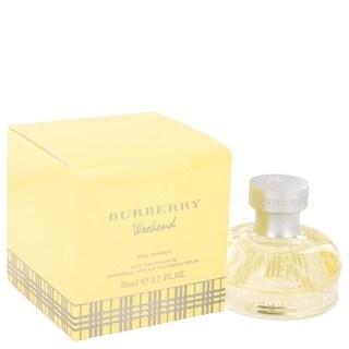 Burberry Weekend Women's 1.7-ounce Eau De Parfum Spray
