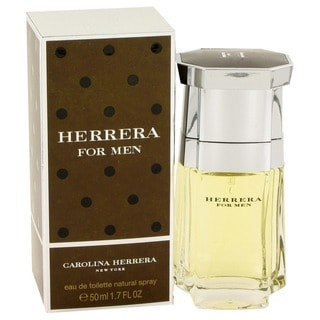 Carolina Herrera Men's 1.7-ounce Eau de Toilette Spray