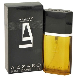 Azzaro Men's 1-ounce Eau de Toilette Spray