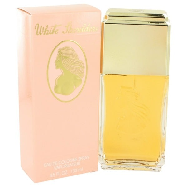 White Shoulders Women's 4.5-ounce Cologne Spray