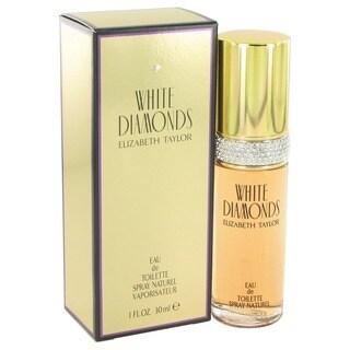 White Diamonds Women's 1-ounce Eau de Toilette Spray