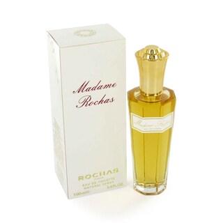 Madame Rochas Women's 3.4-ounce Eau de Toilette Spray