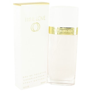 True Love Women's 3.3-ounce Eau De Toilette Spray