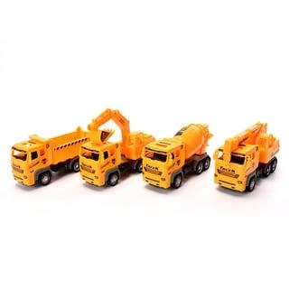 Wonderplay Friction trucks set Toys