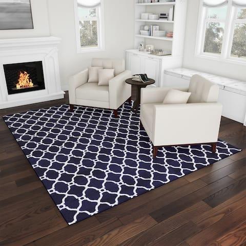 Lattice Area Rug by Windsor Home