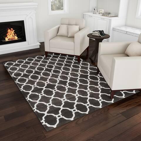 Lattice Area Rug by Windsor Home (5x7)