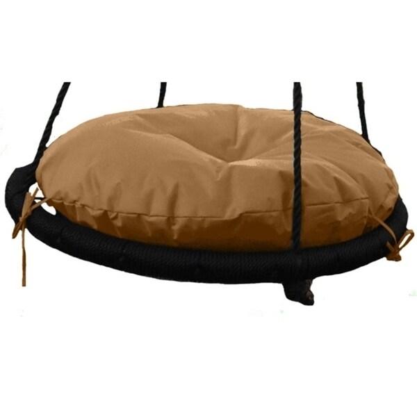 Khaki Large Dreamcatcher Swing Cushion