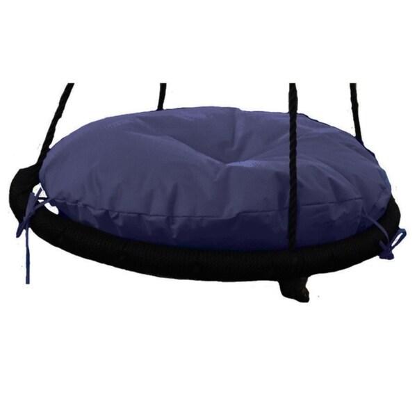 Navy Large Dreamcatcher Swing Cushion