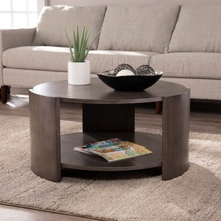 Strick & Bolton Alondra Round Contemporary Cocktail Table