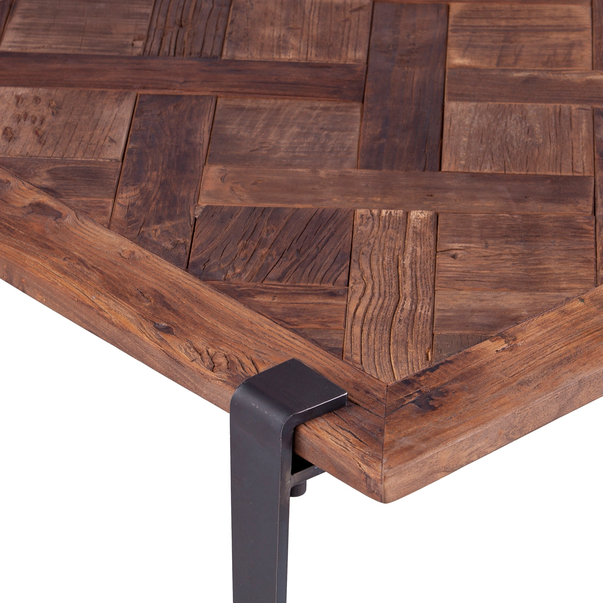- Shop Carbon Loft Thurman Square Reclaimed Wood Coffee Table
