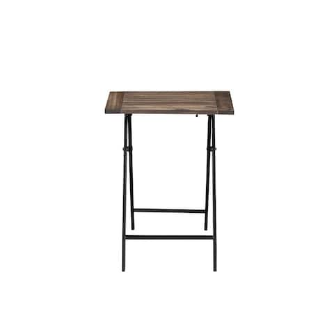 Boraam Brookville Folding Counter Stool, Set of 2
