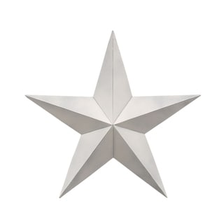 The Gray Barn Farmhouse White Barn Star Decor
