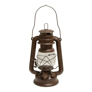 Rustic Tin Lantern
