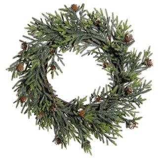 "Mountain Pine Wreath 18"""