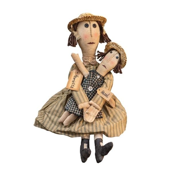 Henrietta & Hazel Doll
