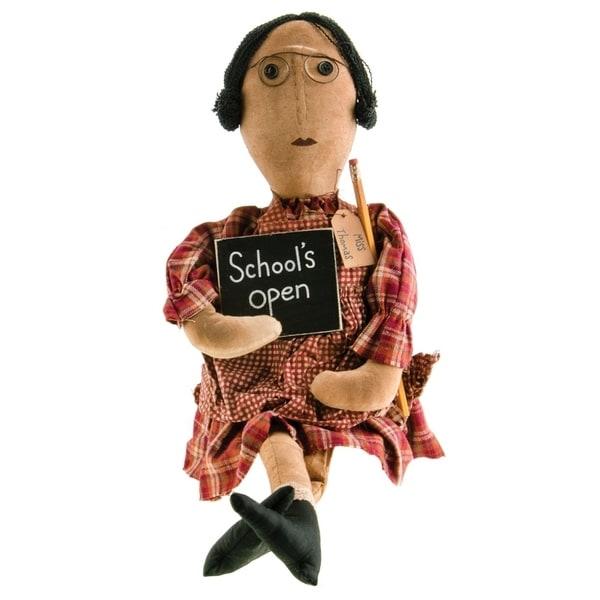 Miss Thomas Teacher Doll