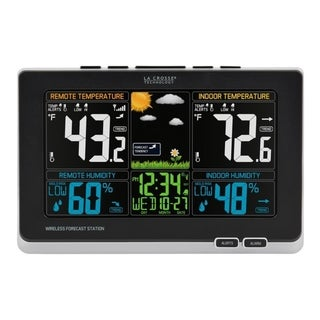 Link to La Crosse Technology T85647 Wireless Forecast Station with Mold Risk Similar Items in Decorative Accessories