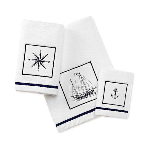 City Scene Cape Island Towels