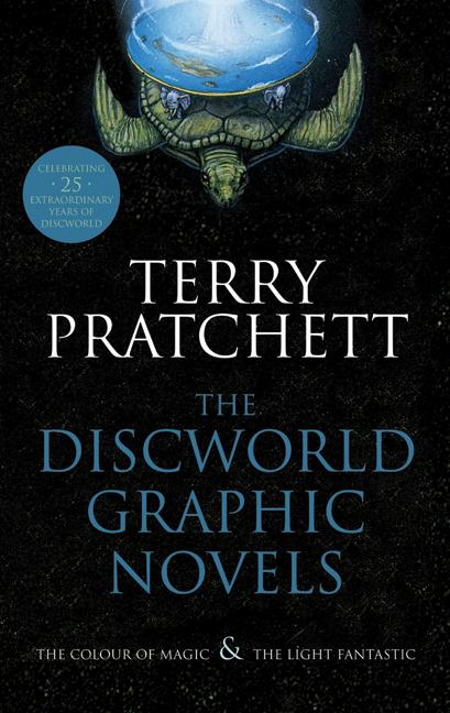 The Discworld Graphic Novels: The Colour of Magic & the Light Fantastic (Hardcover)