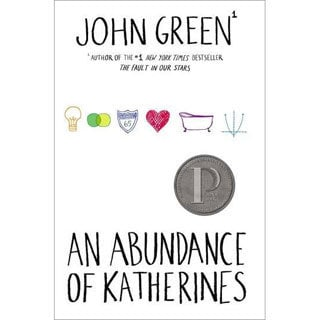 An Abundance of Katherines (Paperback)