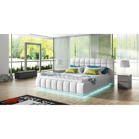 Topra Platform Bed Size - Queen