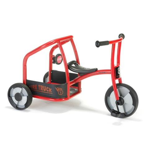 Winther® Circleline Fire Truck Tricycle