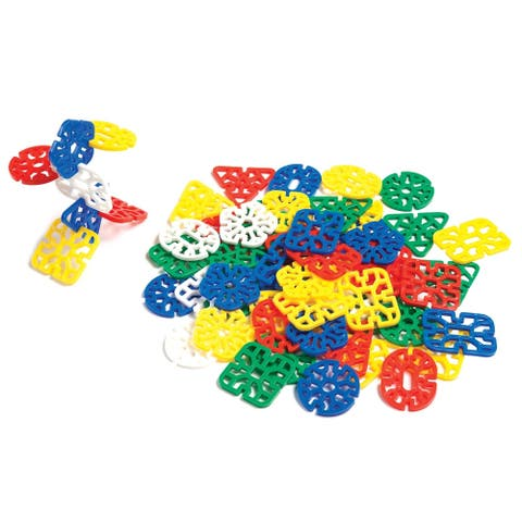 Learning Advantage Waffle Blocks, 145 Pieces