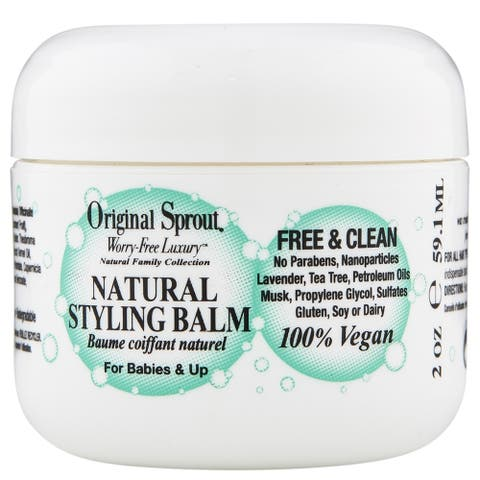 Original Sprout Natural Styling Balm 2 oz