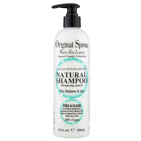 Original Sprout Natural Shampoo 12 oz