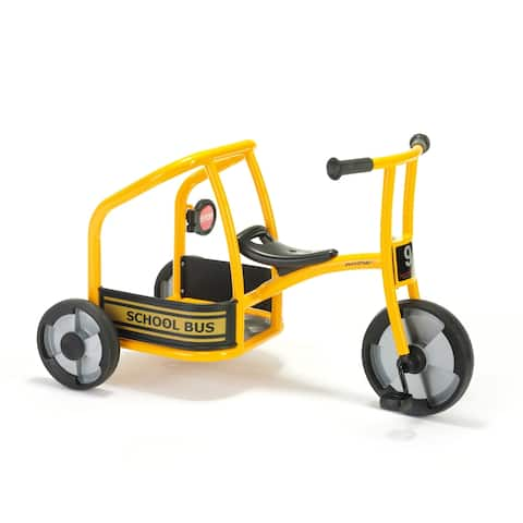 Winther® Circleline School Bus Tricycle