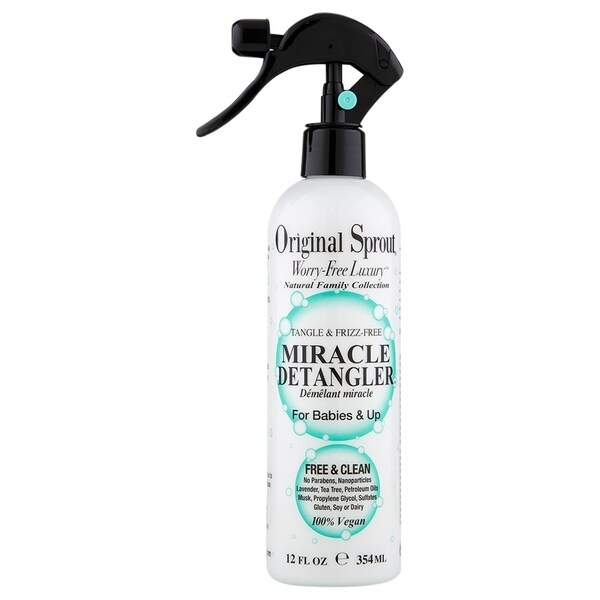 Original Sprout Miracle Detangler 12 oz. Opens flyout.
