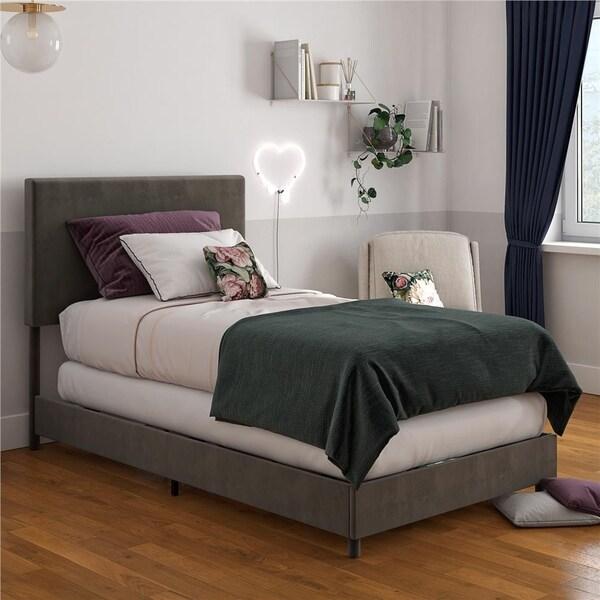 Z by Novogratz Taylor Upholstered Bed. Opens flyout.