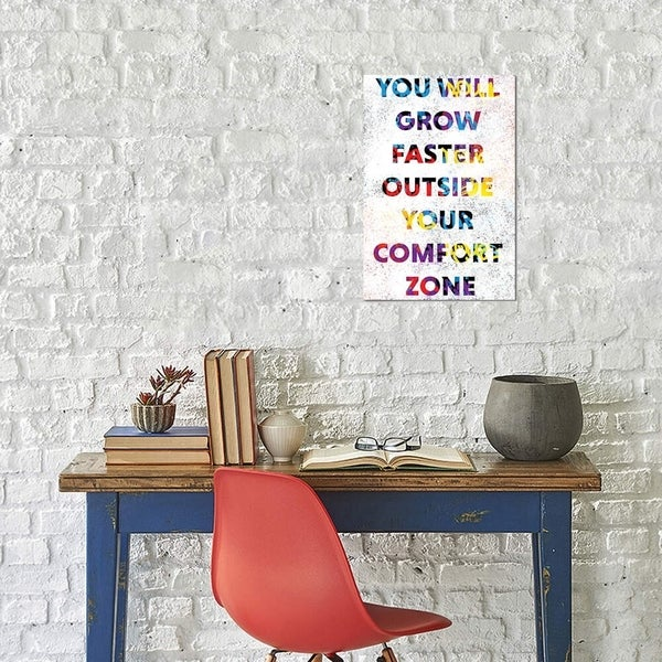 "iCanvas ""You Will Grow"" by Streetsky Gallery-Wrapped Canvas Print"