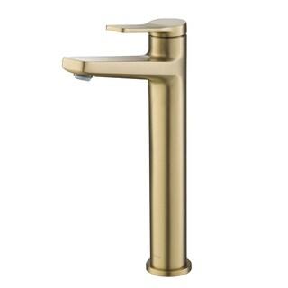 Kraus KVF-1400 Indy Single Handle Vessel Bathroom Faucet